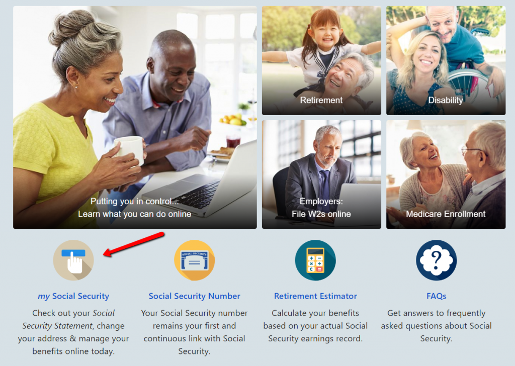 mySocialSecurity portal