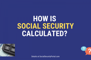 """How does social security calculate benefits"""